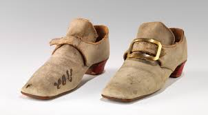 the colorful shoes of the 18th century u2013 5 minute history