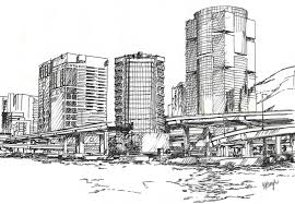 free architectural design amazing architectural drawings with free sketching in