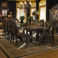 exellent dining table set traditional formal round t throughout decor