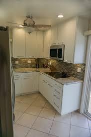 Kitchen View Custom Cabinets Condo Modern Kitchen U0026 Baths Remodel Danilo Nesovic Designer