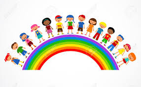 rainbow colors pictures for kids kids coloring europe travel