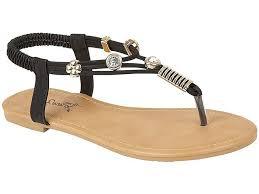 Comfort Sandals For Ladies Foster Footwear Ladies Tlp672 Tlp690 Trueform Low Wedge Comfort
