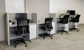 Standing Desk For Cubicle Modern Cubicles The Woodlands Tx