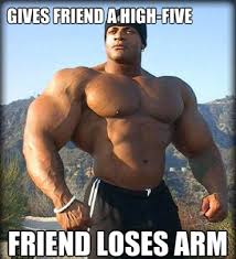Muscle Memes - 40 most funniest muscle meme pictures and photos