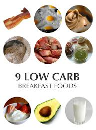 9 low carb breakfast foods the low carb diet