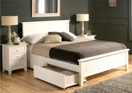 Full Double Bed Queen Size Bed With Drawers Custom Tiered Bright Under Birdcages