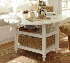pottery barn counter height table braden birch 48 round counter height table with drop down leaf