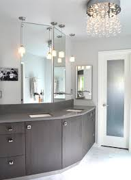 Contemporary Bathroom Good Style Contemporary Bathroom Chandeliers Contemporary