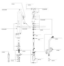 American Standard Kitchen Faucet Parts Diagram Moen Kitchen Faucet Parts Breakdown Home Interior Inspiration
