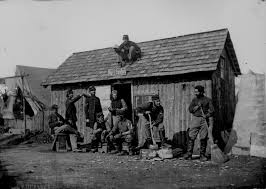 thanksgiving in the wilderness civil war photos national archives