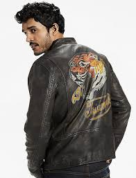 Leather Barn Coat Jackets For Men Lucky Brand