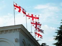 Georgian Flag Saint George Jim Holroyd 365