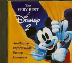 Sié E Social Disneyland Various Cd The Best Of Disney Vol 2 Cd Family Records