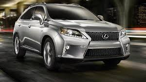 lexus rx 350 mileage 2013 lexus rx 350 f sport review notes autoweek