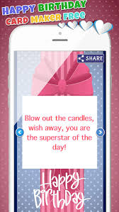 greeting card maker happy birthday card maker free bday greeting cards app ranking and