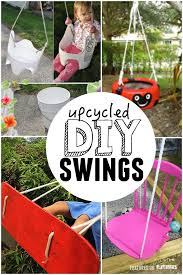 Backyard Swing Ideas 25 Diy Swings You Can Make For Your Playtivities