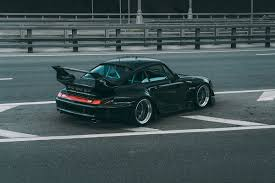 rwb porsche yellow rwb russia 2 porsche 993 bagheera video on behance