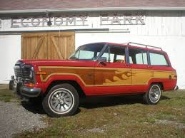 jeep grand wagoneer custom vehicles by joe kulik at coroflot com
