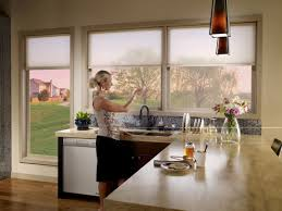 Kitchen Window Treatments by Accessories Adorable Image Of Small Dining Room Decoration Using