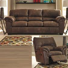 Sofa And Recliner Rent To Own Bladen Sofa And Reclining Chair Appliance
