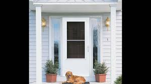 front doors with storm door for inspiration ideas entry doors