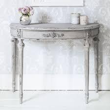 Shabby Chic Hall Table by The 25 Best Half Moon Table Ideas On Pinterest Moon Table