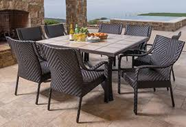 Patio Furniture Table Valuable Design Ideas Backyard Table Patio Furniture Costco