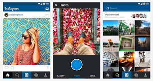 instagram for android instagram android app adds reved explore tab w trending