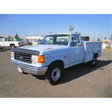 2008 Ford F350 Utility Truck - 1987 ford f250 utility pickup truck