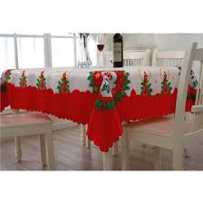 themed table cloth christmas party table overlays cloth foldable hotel table cloth