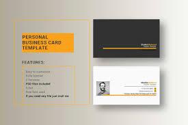 simple business card business card templates creative market