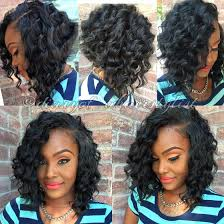angled curly bob haircut pictures 60 showiest bob haircuts for black women curly bobs and black