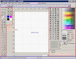 cross stitch pattern design software embird tutorial embird cross stitch craft it pinterest cross