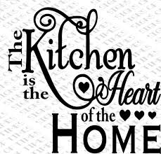 free kitchen embroidery designs svg kitchen is the heart of the home kitchen svg png dfx
