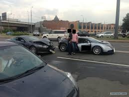 bugatti eb110 crash this bugatti veyron is reportedly abandoned in russia autoevolution