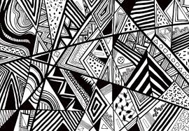wednesday inspirations black and white doodles zentangles and