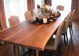 Creative Wooden Dining Table Table Homely Inpiration Slab Wood Dining Table Awesome Slab