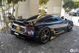 koenigsegg agera rs1 top speed koenigsegg agera rs naraya 7 september 2017 autogespot