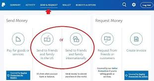 how to send money to friends and family through paypal quora