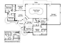 House Plan Mesmerizing Luxury House Plans With Indoor Pool 96 For Pool And Guest House Plans