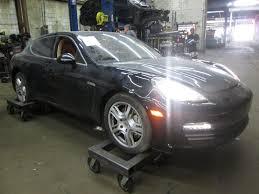 porsche panamera trunk rear hatch trunk lid liftgate black 97051201104grv porsche