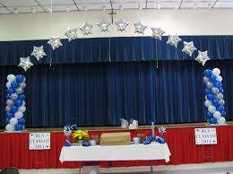 party people event decorating company resurrection 5th grade