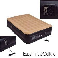 aerobed queen inflatable mattresses airbeds ebay