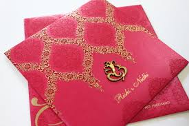 indian wedding invitations scrolls invitations in yonkers new york