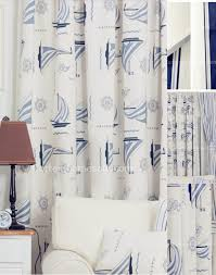 Fabric Stall Shower Curtain Bathroom Lovely Autenthic Art Nautical Shower Curtains For