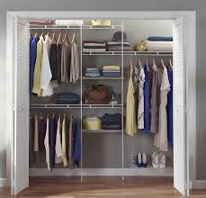 Closet Systems Amazon Com Closetmaid 1608 5ft To 8 Ft Closet Organizer Kit