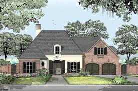 French Country Cottage Plans French Country House Plan Country French House Plan South