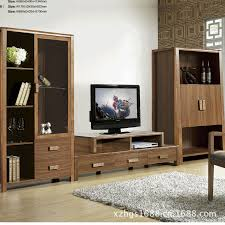 fighting cabinet combination of modern chinese classic living room