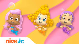 bubble guppies theme song nick jr song youtube