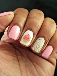 birthday nail designs photos ideas piggieluv birthday nail art